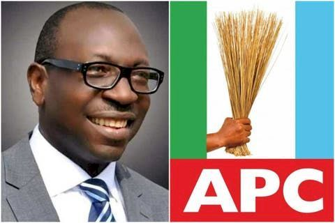 "Edo Election: ""I Didn't Ask Obaseki To Return To APC After Win"" - Ize-Iyamu -"