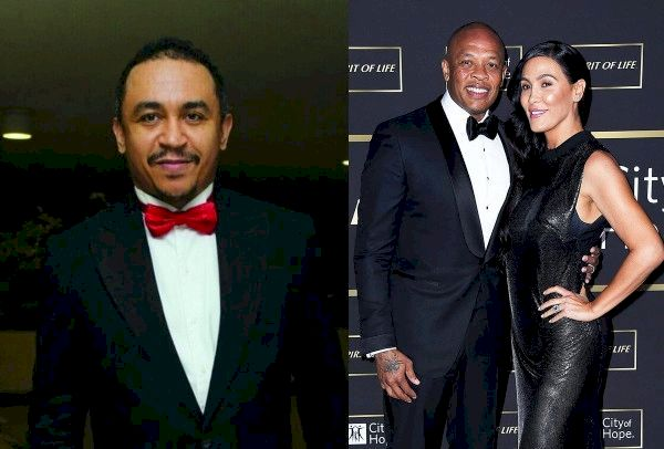 Many men are stuck in bad marriages because of the heavy settlement payouts - Daddy Freeze writes on Dr Dre and Nicole's divorce saga