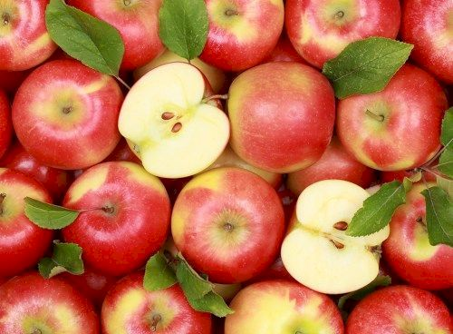 An apple can last up to 10 months