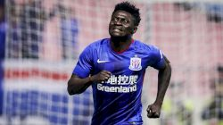 Obafemi Martins Joins Wuhan FC