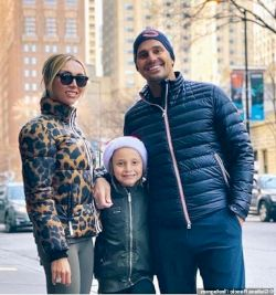 E!'s Giuliana Rancic announces she and her family have tested positive for coronavirus