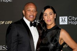 Dr. Dre's Record Co. accuses estranged wife, Nicole Young of 'decimating' bank account