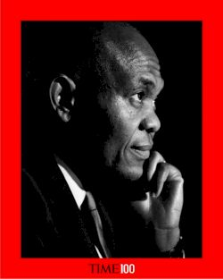 Tony Elumelu named in 'Time 100' list of the 100 most influential people in the world 2020