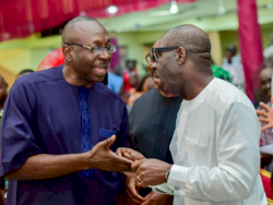 Edo state: Return to APC- Ize-Iyamu begs Governor Obaseki