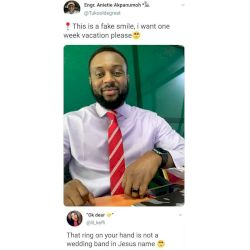 Nigerian lady's attempt to shoot her shot ends in 'tears'