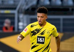 Manchester United submit final £90m 'take-it-or-leave-it' offer for Borussia Dortmund forward Jadon Sancho