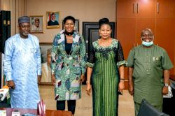 Stephanie Linus Appointed as National OPS-WASH Ambassador by the Honourable Minister of Water Resources