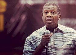 Pastor Adeboye issues double endorsement for #EndSARS, #EndSWAT protests