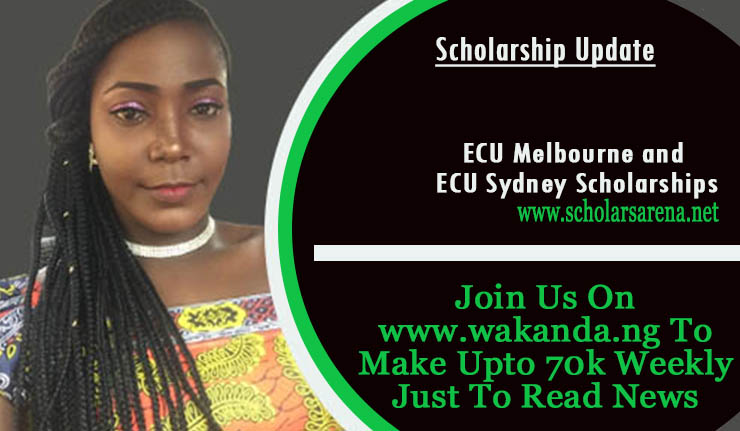 ECU Melbourne and ECU Sydney Scholarship
